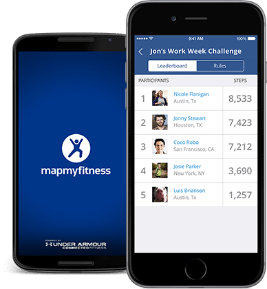 Challenges | MapMyFitness on
