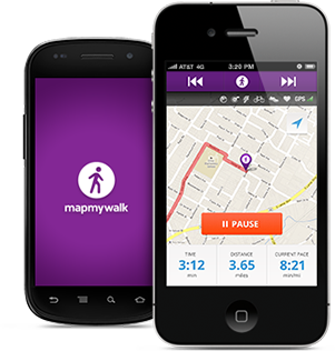 Improve Your Walking MapMyWalk - Map your walk app